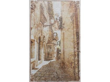 Gracia Ceramica Palermo Palermo beige 01 Декор 25х40
