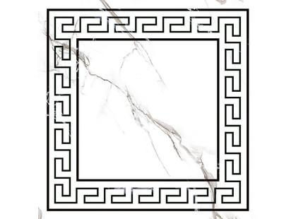 Grasaro Classic Marble Snow White  Print