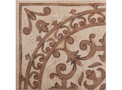 Grasaro Sand stone Decor Beige (Бежевый) GT-280-d01/GR Глазурованный