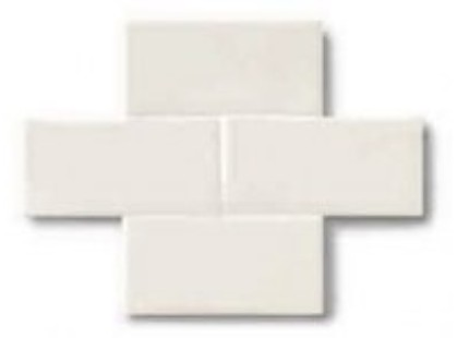 Grazia Essenze Brick NN90 Ice/Bianco