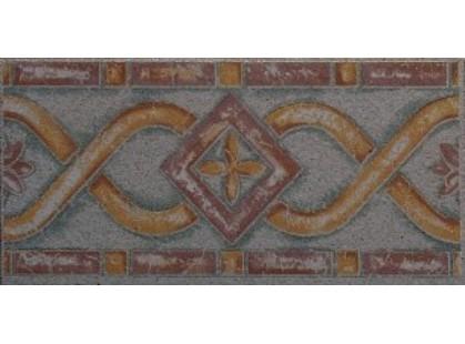 Gres de Aragon Декоры Tabica Toscana Marron
