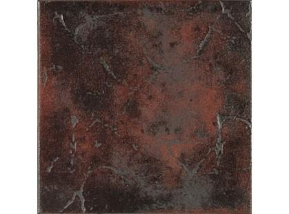 Gres de Aragon Vulcano Rojo