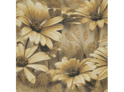 Grupa Paradyz Busani/Busan Beige Kwiaty  (из 2х пл)