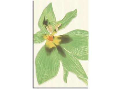 Grupa Paradyz Concert Verde inserto kwiat/цветок