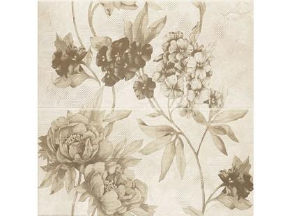 Grupa Paradyz Inspiration Beige Panel Kwiat
