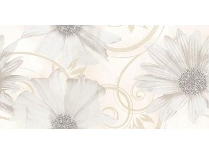 Grupa Paradyz Sabro/silon Bianco Inserto Kwiat