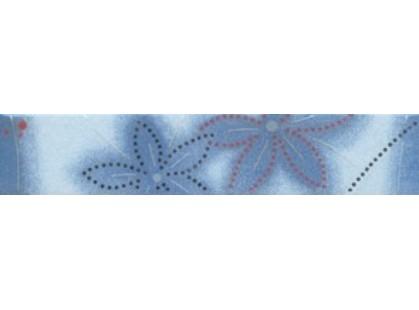 Grupa Paradyz Stokrotka Stokrotka Blue Бордюр 4,8x25