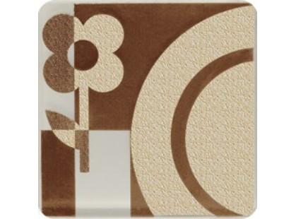Grupa Paradyz Toccata Toccata Brown A Декор 10x10