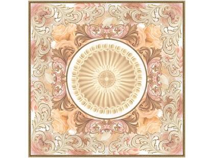 Halcon Ceramicas Alabastro Roseton Crema