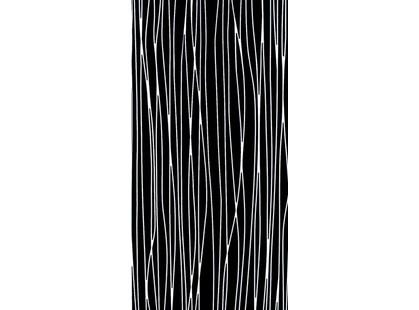 Halcon Ceramicas Blancos Decor Lines Noir