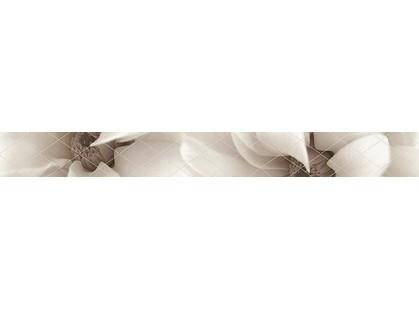 Halcon Ceramicas Cotton, Vega, Viola, Aquarela Listelo Viola Taupe