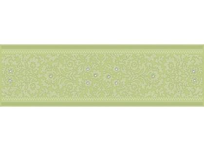 Halcon Ceramicas Diamante Diamante-1 Listelo Pistacho