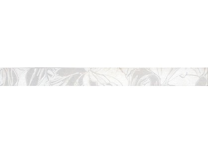 Halcon Ceramicas Fiore Listelo Fiore Marfil
