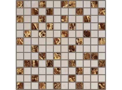 Halcon Ceramicas Grand Benidorm Mosaico Aries Savanna Emperador