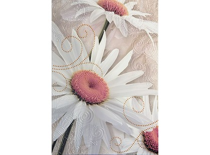 Halcon Ceramicas Iris Silver Decor