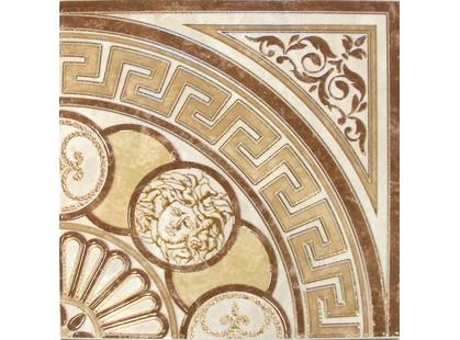 Halcon Ceramicas Onix Roseton Esq. Crema