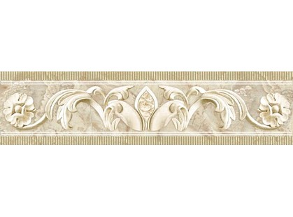 Halcon Ceramicas Prestige Cenefa Crema 1