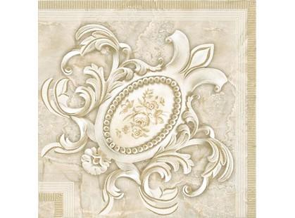 Halcon Ceramicas Prestige Roseton Esq Crema 1