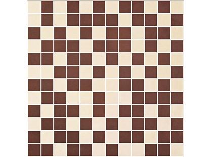 Halcon Ceramicas Provenza Style Mosaico Beige-Cacao