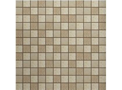 Halcon Ceramicas Rey (Leo) Mosaico Crema-Beige