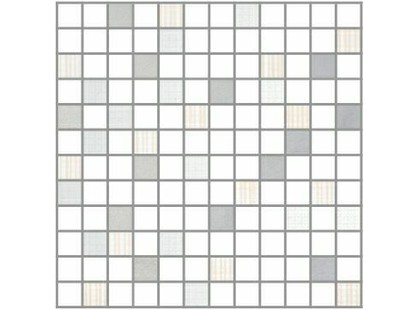 Halcon Ceramicas Teteras Mosaico Blanco Brillo