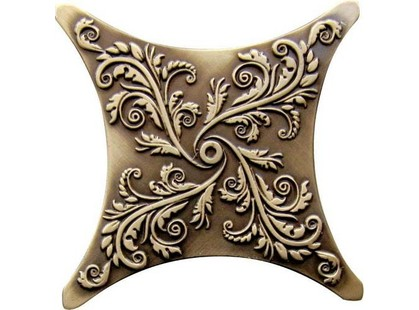 Hispania Marble Estrella E1 Satined Brass (латунь)