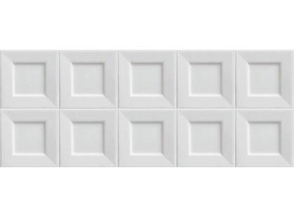 Ibero Black & White Cubic White