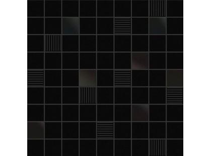 Ibero Black&White Mosaico Cult Black