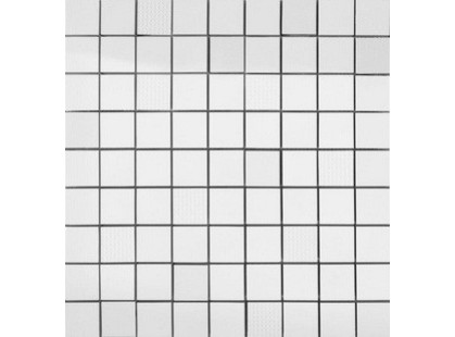Ibero Groove Mosaico White