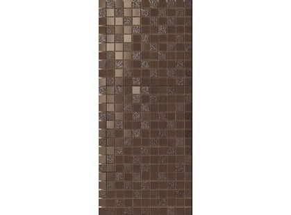 Impronta italgraniti E_motion Brown Tartan Mosaico