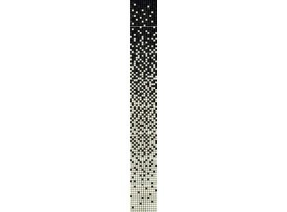 Impronta italgraniti Marmol D Digit Travertino Bianco Mosaico Sfumato