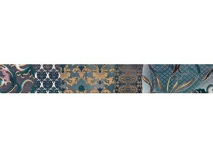 Impronta italgraniti Shine Batik Turchese List.A