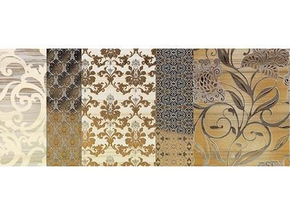 Impronta italgraniti Shine Batik Oro Decoro A