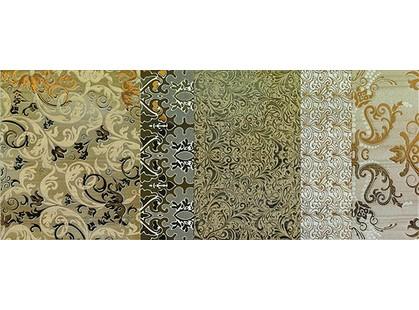 Impronta italgraniti Shine Batik Oro Decoro B