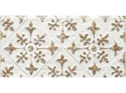 Impronta italgraniti Square Wall Bianco Formelle Oro Dec