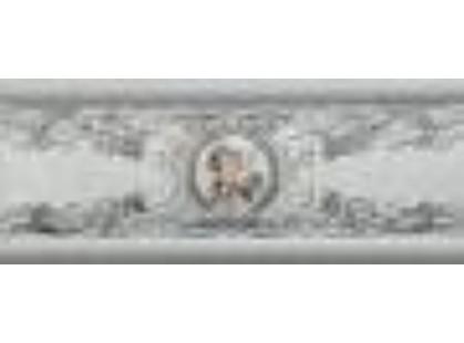 Infinity Ceramic Tiles Cardinale II Cenefa Gris