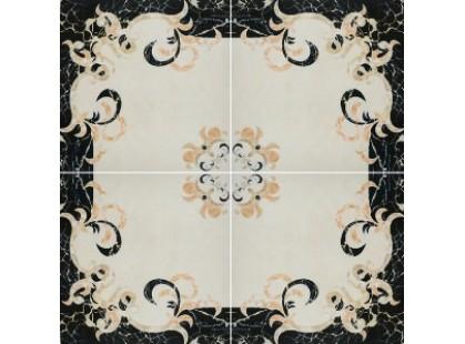 Infinity Ceramic Tiles Castello Del Monte Roseton Crema