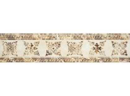 Infinity Ceramic Tiles Castello Tramonte Cenefa Beige