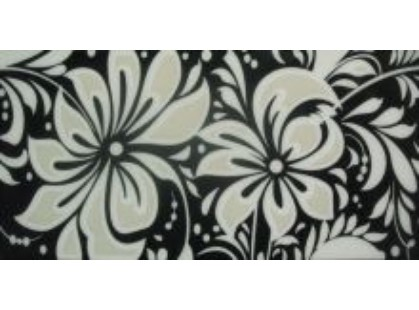 Infinity Ceramic Tiles Elegance Floral Cenefa