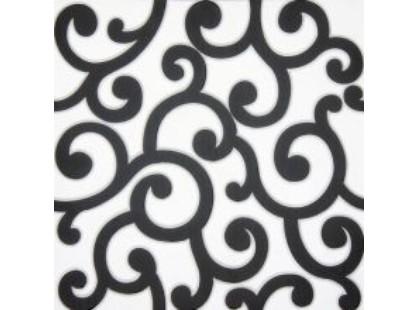 Infinity Ceramic Tiles Elegance Chic Bianco-Nero