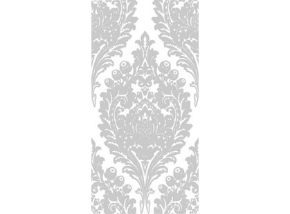 Infinity Ceramic Tiles Elegance Damasco Decor Chic Bianco