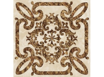 Infinity Ceramic Tiles Imperiale Decor Beige 1