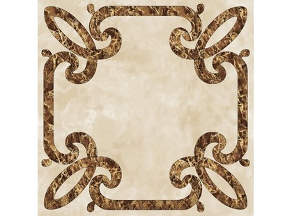 Infinity Ceramic Tiles Imperiale Decor Beige 2