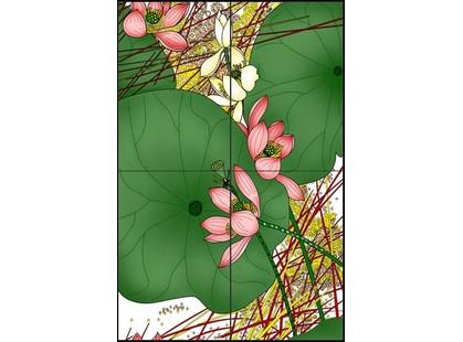 Infinity Ceramic Tiles Lotus Panno