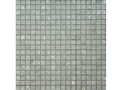 Infinity Ceramic Tiles Madreperla Mosaico Media(15x15)