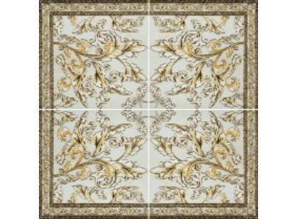 Infinity Ceramic Tiles Mola di Bari Roseton Jade