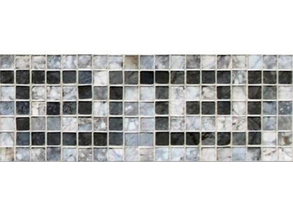 Infinity Ceramic Tiles Mosaico Marble Emperador Cenefa Beige
