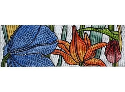 Infinity Ceramic Tiles Mosaicos Cenefa Tuli-Poni Mosaico 1