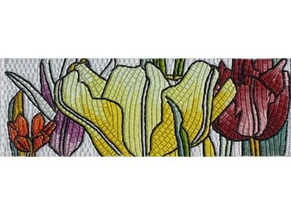 Infinity Ceramic Tiles Mosaicos Cenefa Tuli-Poni Mosaico 3