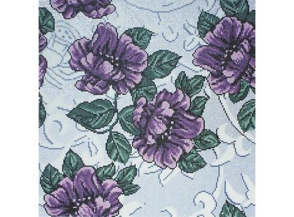 Infinity Ceramic Tiles Mosaicos Summer Flowers Mosaico Lila